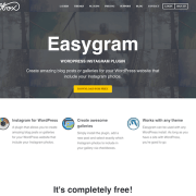 OboxThemes: Easygram WordPress Plugin