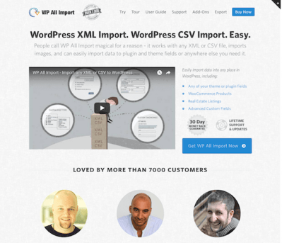 WP All Export Pro Plugin