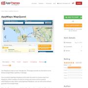 AppThemes: AppMaps MapQuest