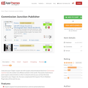 AppThemes: Commission Junction Publisher