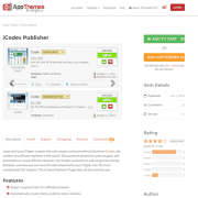 AppThemes: iCodes Publisher