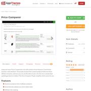 AppThemes: Price Comparer