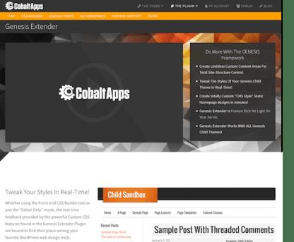 CobaltApps: Genesis Extender
