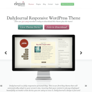 Elegant Themes: DailyJournal WordPress Theme