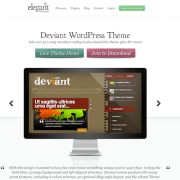 Elegant Themes: Deviant WordPress Theme