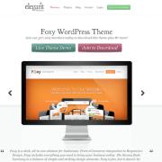 Elegant Themes: Foxy WooCommerce Theme