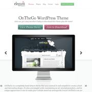 Elegant Themes: OnTheGo WordPress Theme