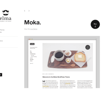 Elmastudio: Moka WordPress Theme