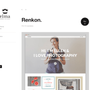Elmastudio: Renkon WordPress Theme