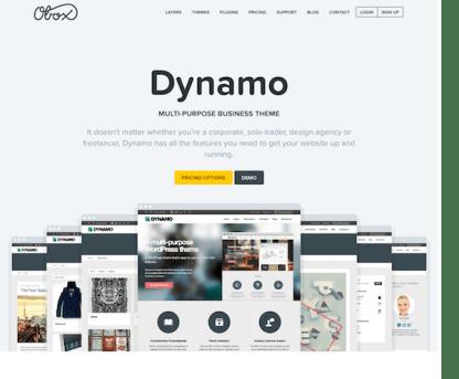 OboxThemes: Dynamo WordPress Theme