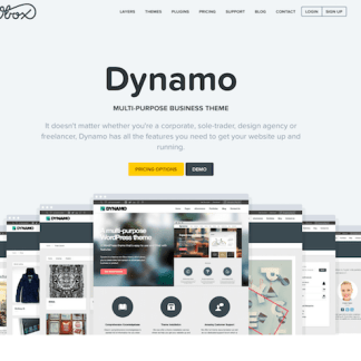 OboxThemes: Dynamo WordPress Theme