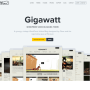 OboxThemes: Gigawatt WordPress Theme