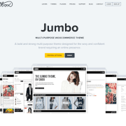 OboxThemes: Jumbo WordPress Theme