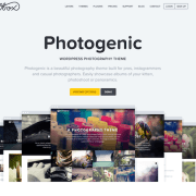 OboxThemes: Photogenic WordPress Theme