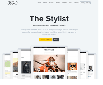 OboxThemes: The Stylist WordPress Theme