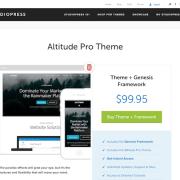 StudioPress: Altitude Pro Theme