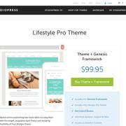 StudioPress: Lifestyle Pro Theme