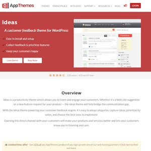 AppThemes: Ideas WordPress Theme