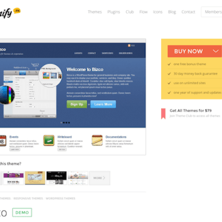 Themify: Bizco WordPress Theme