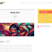 Themify: Elegant WordPress Theme
