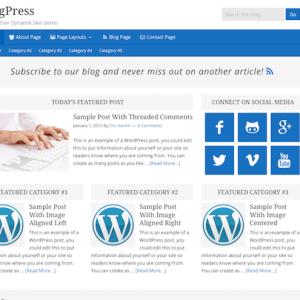 CobaltApps: Dynamik Skin BlogPress
