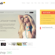 Themify: Flatshop WooCommerce Theme