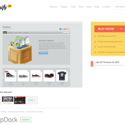 Themify: Shopdock WooCommerce Theme