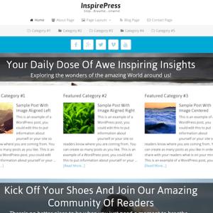 CobaltApps: Dynamik Skin InspirePress