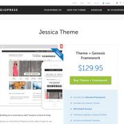 StudioPress: Jessica
