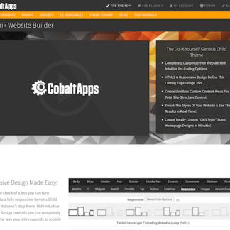 CobaltApps: Dynamik Skin Sample