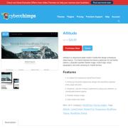 CyberChimps: Altitude WordPress Theme