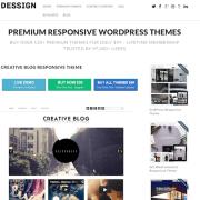 Dessign: Creative Blog Responsive