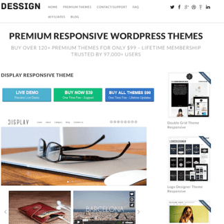 Dessign: Display Responsive