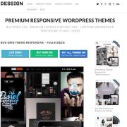 Dessign: Portfolio Box Grid Responsive