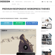 Dessign: StartUp Responsive