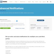 Extensión para WooCommerce: Advanced Notifications