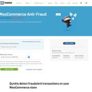 Extensión para WooCommerce: Anti Fraud