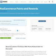 Extensión para WooCommerce: Points and Rewards