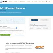 Extensión para WooCommerce: Sofort Payment Gateway