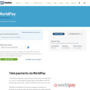Extensión para WooCommerce: WorldPay