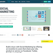 WPMU DEV: Social Marketing WordPress Plugin