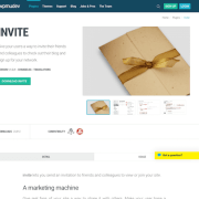 WPMU DEV: Invite WordPress Plugin