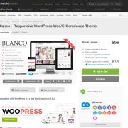 Themeforest: Blanco