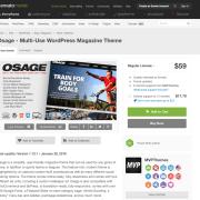 Themeforest: Osage