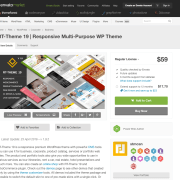 Themeforest: RT-Theme 19
