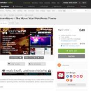 Themeforest: SoundWave