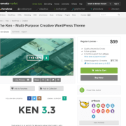 Themeforest: The Ken