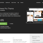 StudioPress: Wellness Pro Theme