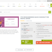 YITH WooCommerce: Quick Checkout for Digital Goods Premium