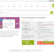 YITH WooCommerce: Tab Manager Premium